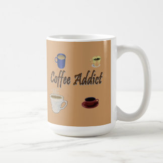 Coffee Addict Coffee Mug
