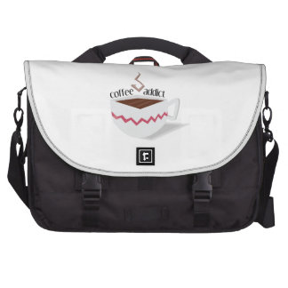 Coffee Addict Commuter Bags
