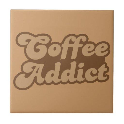 Coffee Addict Tiles