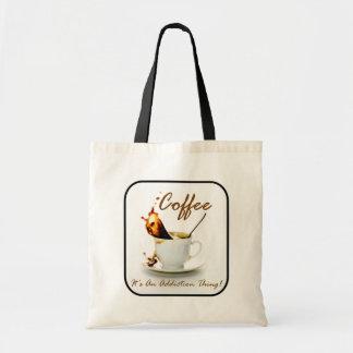 Coffee Addiction Bags
