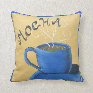 Coffee American MoJo Pillows