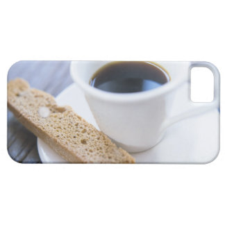 Coffee and Biscotti iPhone SE/5/5s Case