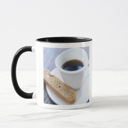 Coffee and Biscotti Mug