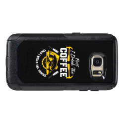OtterBox Commuter Samsung Galaxy S7 Case with Wire Fox Terrier Phone Cases design