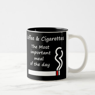 Coffee and Cigarettes Mug