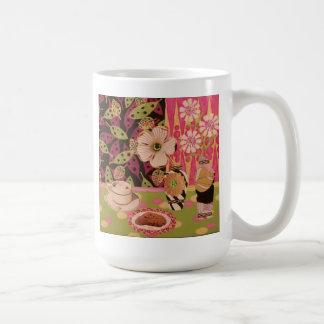Coffee and Cookies Still Life Mug