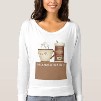 Coffee and Creamer T-shirt