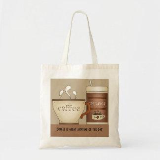 Coffee and Creamer Tote Bag