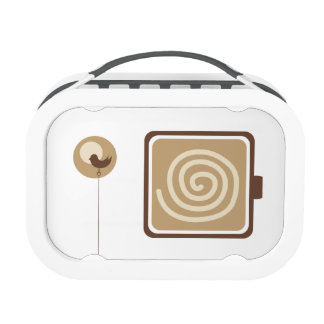 Coffee and Cupcake Lunch Box