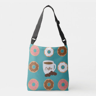Coffee and Donuts Tote Bag
