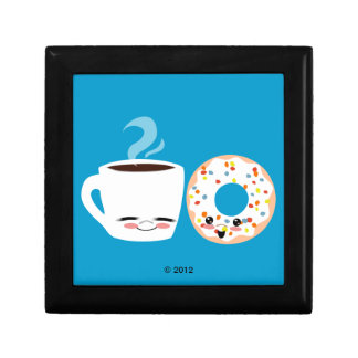 Coffee and Doughnut Pals Gift Boxes