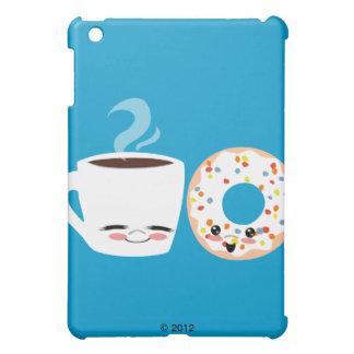 Coffee and Doughnut Pals iPad Mini Cases