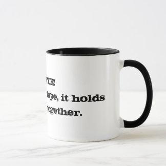 Coffee and Duct Tape Mug