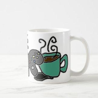 Coffee and Games Mug