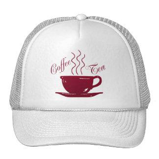 COFFEE AND TEA HATS