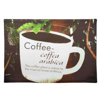 Coffee Arabica placemat