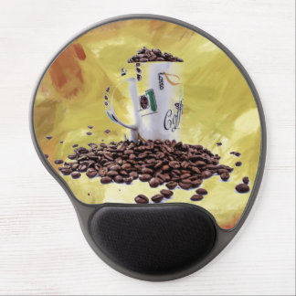 Coffee Aroma Gel Mouse Pad