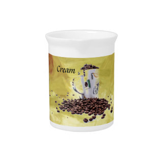 Coffee Aroma Pitcher