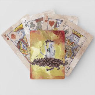 Coffee Aroma Bicycle Card Deck