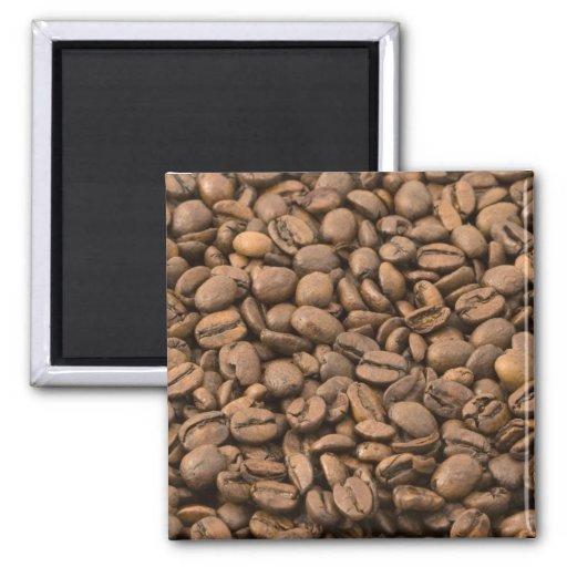 Coffee Background Fridge Magnet