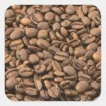 Coffee Background Sticker