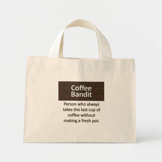 Coffee Bandit Bag
