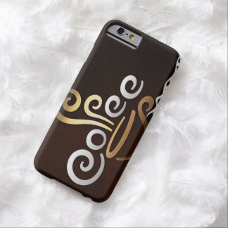 Coffee Barely There iPhone 6 Case