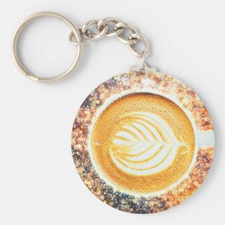 COFFEE BARISTA KEYCHAIN