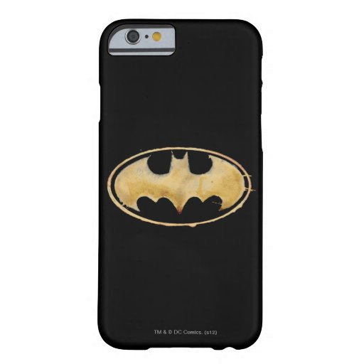 Coffee Bat Symbol Barely There iPhone 6 Case
