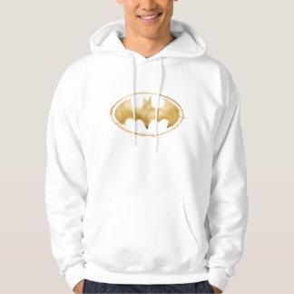Coffee Bat Symbol Hoodie