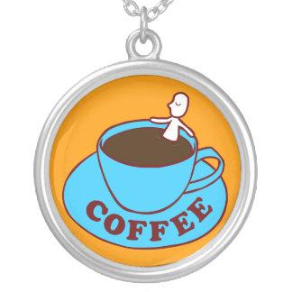Coffee Bath Necklace