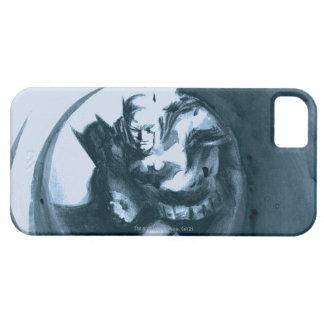 Coffee Batman iPhone SE/5/5s Case