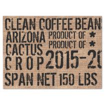 Coffee Bean Bag Tissue Paper -landscape