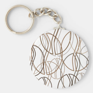 coffee bean blur keychain