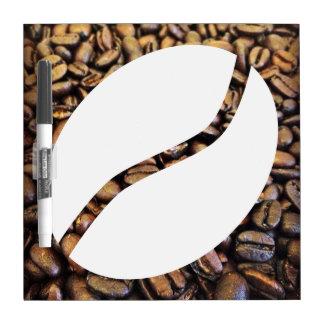 coffee bean Dry-Erase board