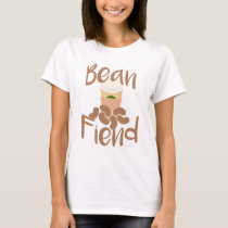 Coffee Bean Fiend Java Slogan T-Shirt