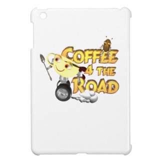 Coffee bean for the road by Valxart com iPad Mini Cases