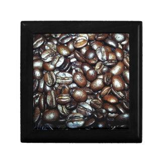 Coffee Bean Trinket Box