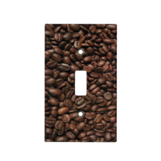 Coffee Bean Lightswitch Cover Light Switch Cover
