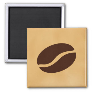 Coffee Bean Magnets