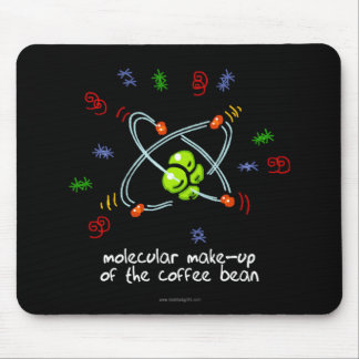 Coffee Bean Mouse Pad