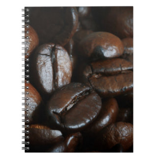 Coffee Bean Notebook