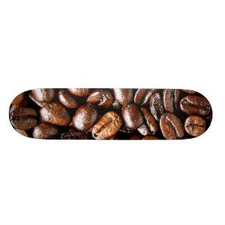 Coffee Bean Pile Custom Skate Board