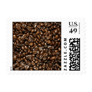 Coffee Bean Postage