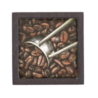 Coffee Bean Premium Trinket Box