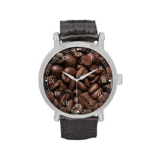 Coffee Bean Vintage - Roman numberal watch