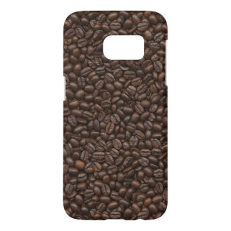 Coffee Beaned Samsung Galaxy S7 Case