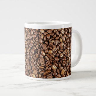COFFEE BEANS! 20 Oz. Jumbo Coffee Mug