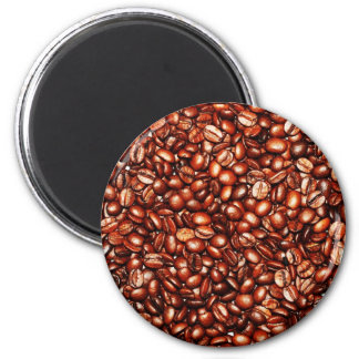 Coffee Beans Abstract refreshment restaurant coca Magnet