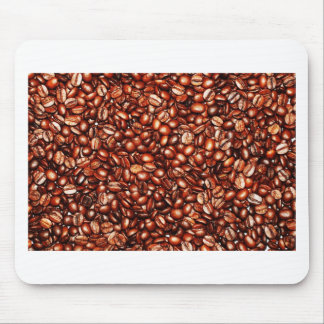 Coffee Beans Abstract refreshment restaurant coca Mouse Pad